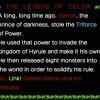 Opening Recalls Classic NES Zelda, Reveals Items