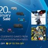PSA: PlayStation 20th Anniversary Sale Discounts Over 60 Games