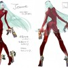 Platinum Games Shares Bayonetta 2 Concept Art, Explains Haircut