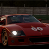 Roaring Around The Race Track