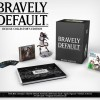Square Enix Shows Off European Bravely Default Collector's Edition