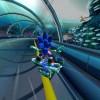 The Blue Blur's Latest Racer Falls Short Of Being A Winner
