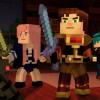 YouTubers Get In On The Action In Minecraft: Story Mode's Latest Episode