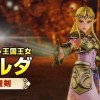 Zelda Looks Chic With Sword And Bow