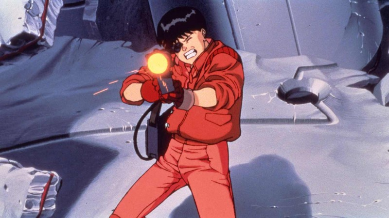 I Want An Akira Video Game Game Informer