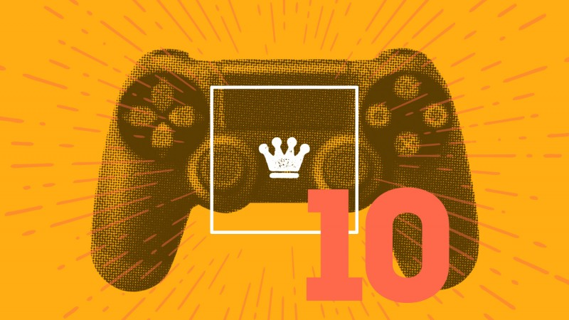 Image of article 'The Top 10 Games On PlayStation 4'