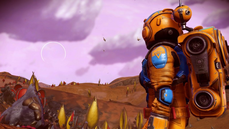 No Man's Sky Fans Thank Hello Games By Purchasing Ad Space On Billboard Visible From Its Offices