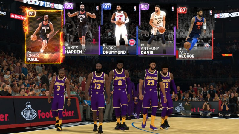 Five Big Changes Coming To NBA 2K19's MyTeam - Game Informer