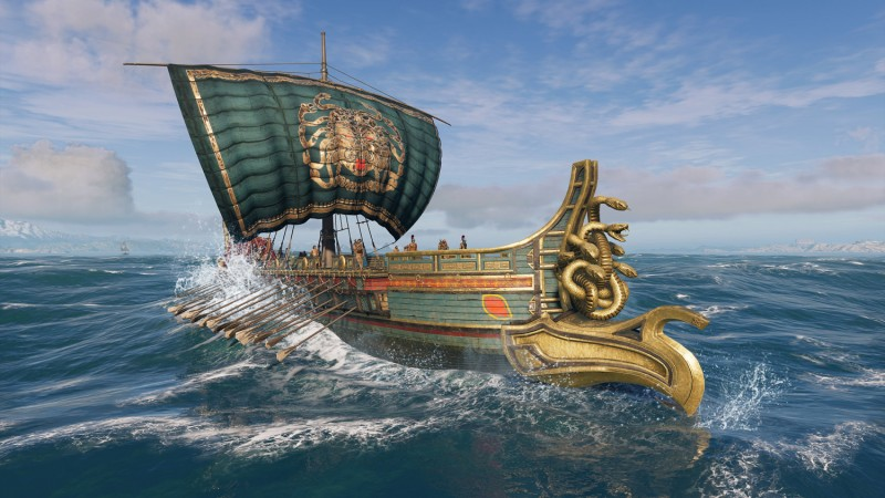 The Strongest Ships In Assassin's Creed Odyssey - Game Informer