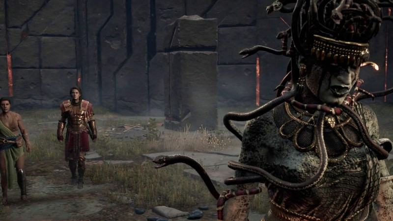 Moving Toward The Magical In Assassin S Creed Odyssey Game Informer