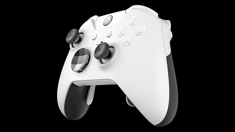 The Xbox One Elite Controller Will Be Available In White
