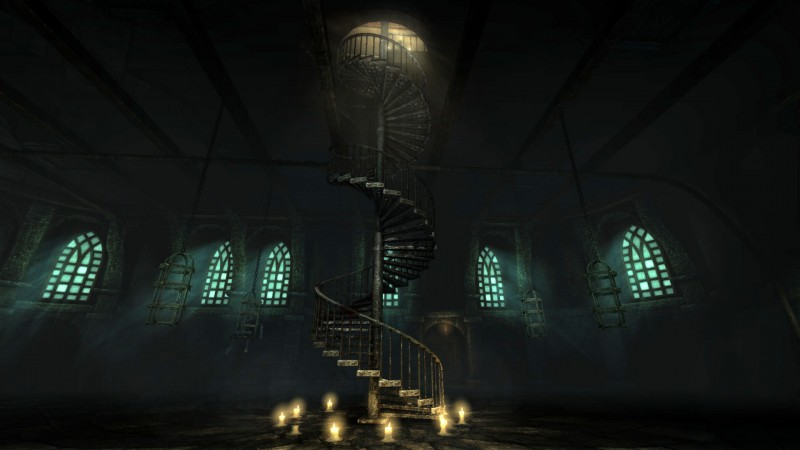 Amnesia: Collection, which brings the three Amnesia offerings (The Dark  Descent, DLC Justine, and A Machine For Pigs), is finally coming to Xbox  One, ...