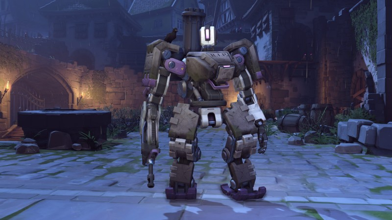Overwatch Halloween Skins Review 2020 Ranking The Overwatch Halloween Skins   Game Informer