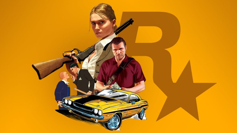 Ranking Every Single Rockstar Game - Game Informer