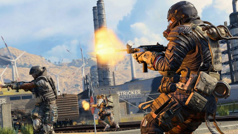 Black Ops 4, Fortnite Lead PlayStation's Most Downloaded