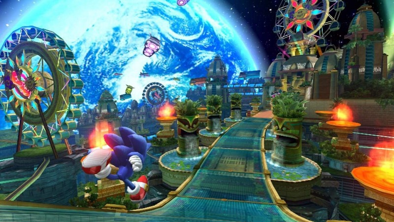 Sonic Unleashed Remastered Pc