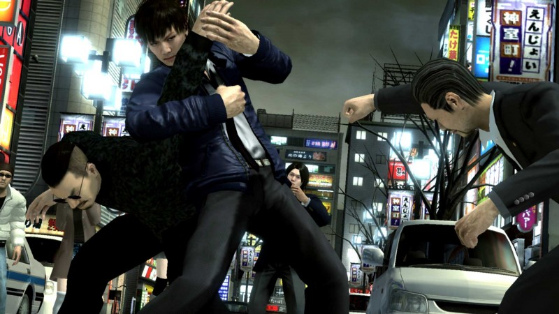 Yakuza 4 Remaster Completely Recasts One Of The Protagonists