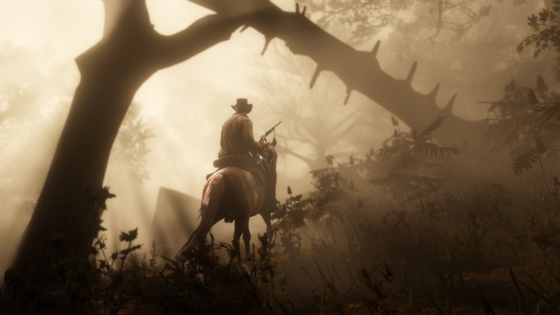 Red Dead Redemption II's PS4 Exclusives Are Now Available On