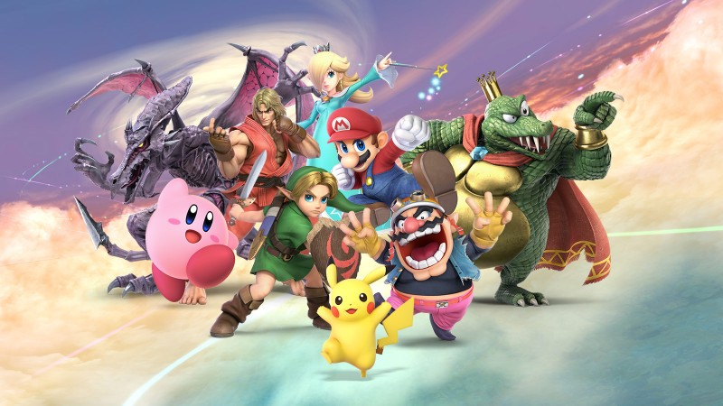 Super Smash Bros  Ultimate Is A Crossover Event 20 Years In The