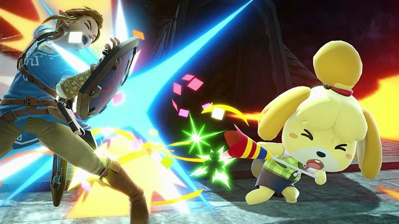 Super Smash Bros  Commercial Leaks Stage Builder Mode - Game Informer