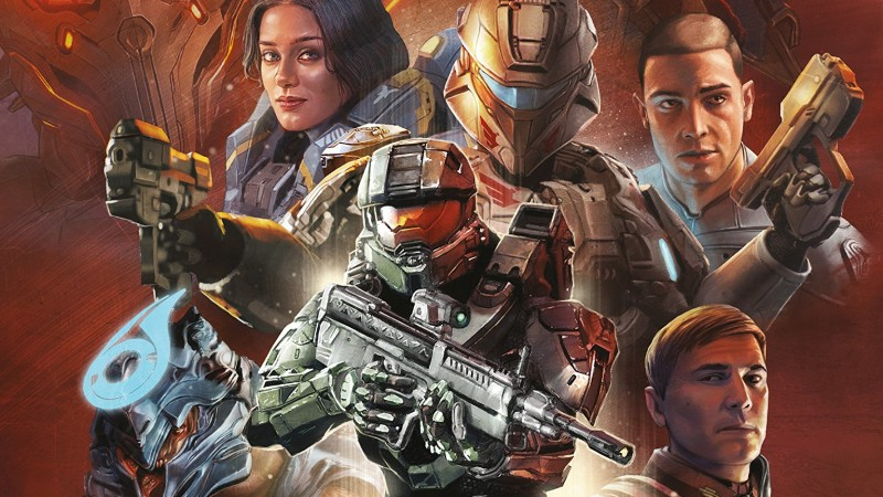 Dark Horse's Halo Omnibus Launches Tomorrow