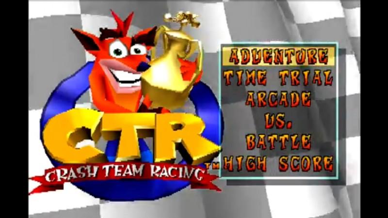 Rumors Swirl of Crash Team Racing Getting A Remake