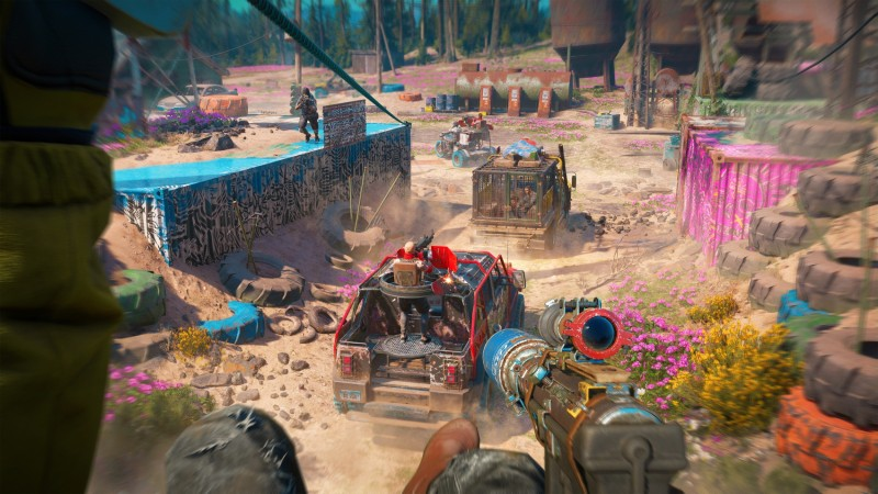 12 Things To Know About Far Cry New Dawn Game Informer