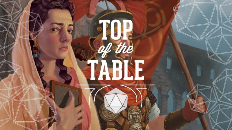 Top Of The Table – Pandemic: Fall of Rome