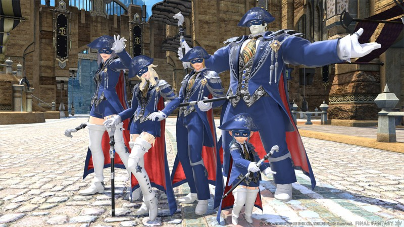 Final Fantasy XIV 4 5 Trailer Hints At What To Expect Next