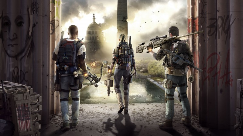 Ubisoft Outlines How The Division 2's Clans Will Work - Game