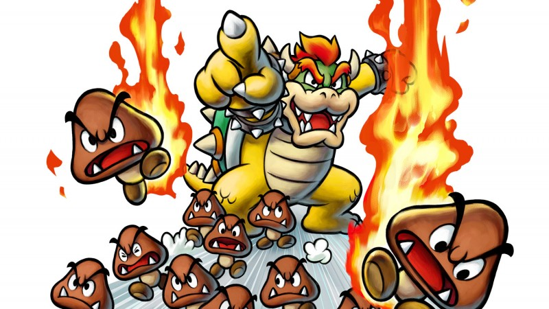 AlphaDream On Remaking Bowser's Inside Story And How Mario & Luigi Could Possibly Fit Inside Of Bowser