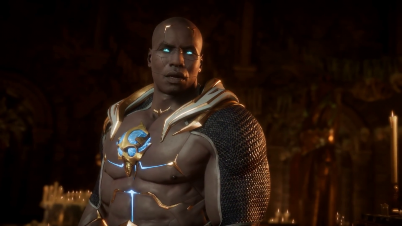 New Character Geras Revealed For Mortal Kombat 11 - Game