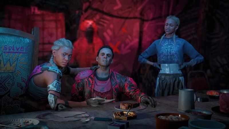 Meet The Voice Actors Behind Far Cry New Dawn S Villains Game Informer