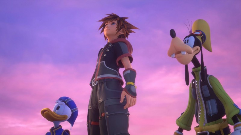 The Kingdom Hearts Franchise Is Coming To The Epic Games Store 2