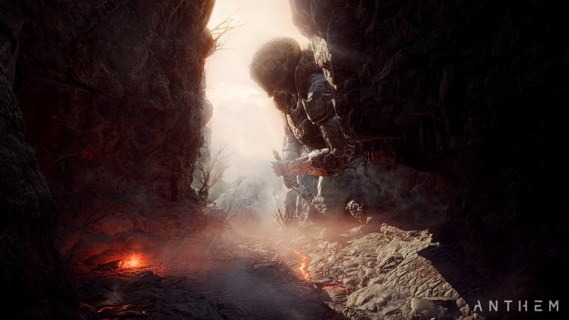 BioWare Is Giving Away Free Javelin Skin After Anthem's