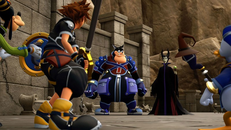 Kingdom Hearts Iii Review A Main Attraction Worth Waiting For Game Informer