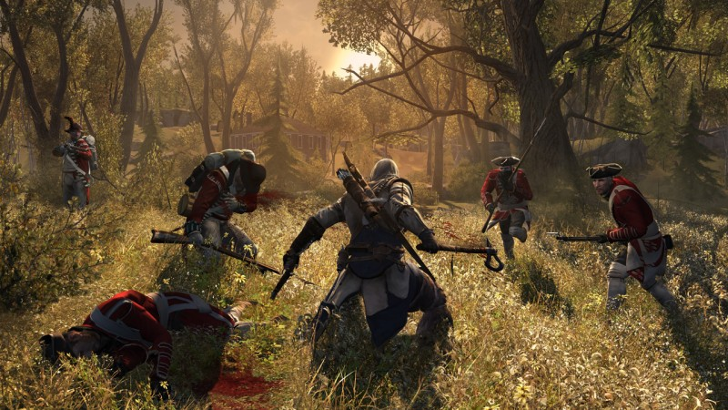 Retail Listing Suggests Assassin S Creed Iii Is Coming To Switch