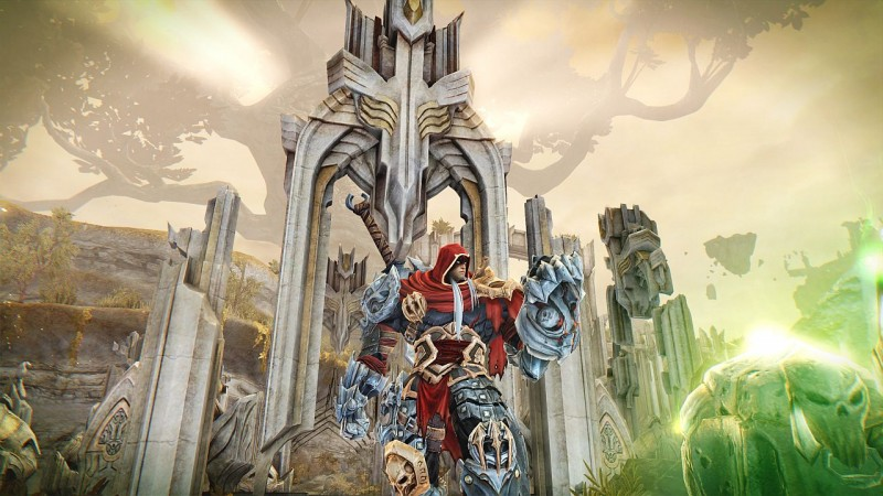 Darksiders Warmastered Edition For Switch Officially Announced