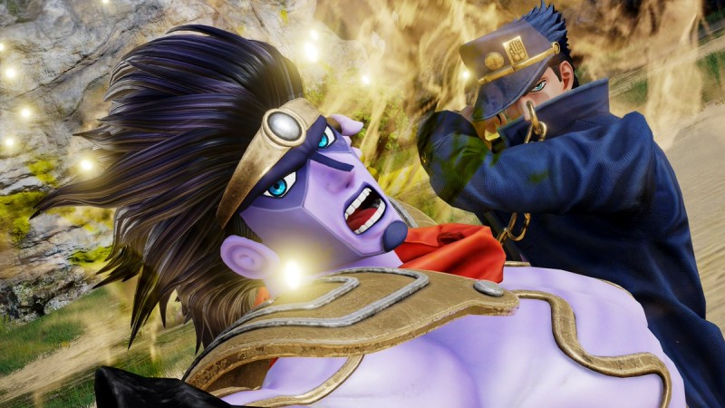Jotaro Kujo And Dio Coming To Jump Force - Game Informer