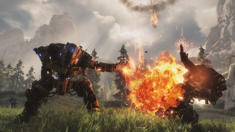 Apex Legends Revitalizes Titanfall 2 Player Count - Game
