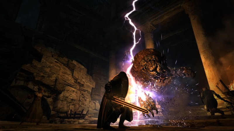 Capcom Given Choice To Make Dragon's Dogma 2, Decided On Devil May Cry 5 First