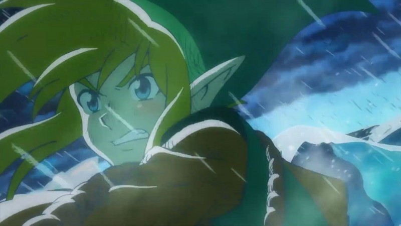 The Legend Of Zelda Links Awakening Remake Heading To Switch