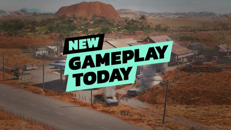 New Gameplay Today – Rainbow Six Siege's Burnt Horizon (4K)