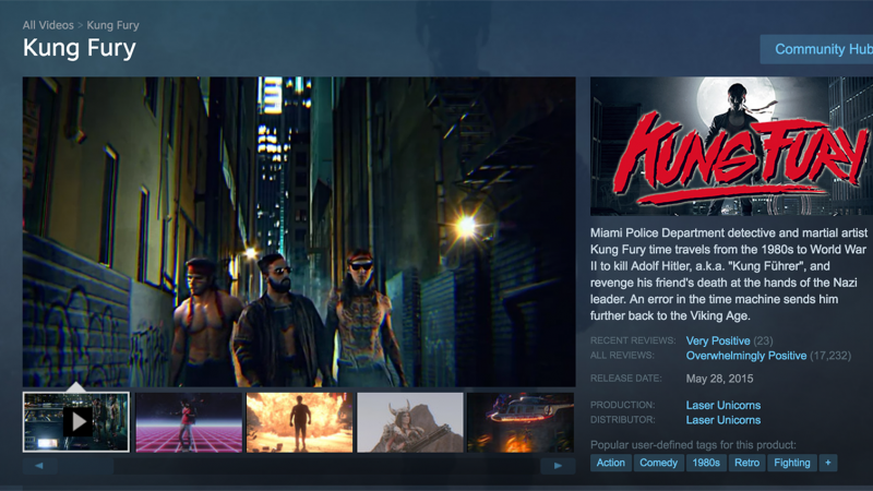 Steam To Remove Video Section From Store - Game Informer