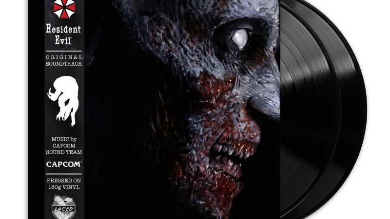 Soundtrack For First Two Resident Evils Blasts Onto Vinyl