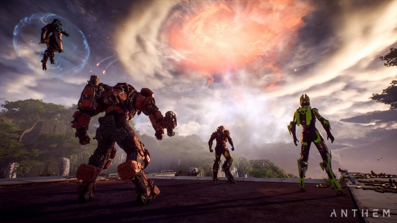 EA Investigating Reports About Anthem Crashing PlayStation 4