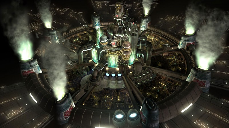 Final Fantasy VII Coming To Xbox One In March - Game Informer