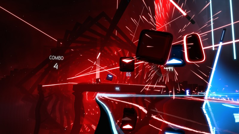 Imagine Dragons Comes To Beat Saber