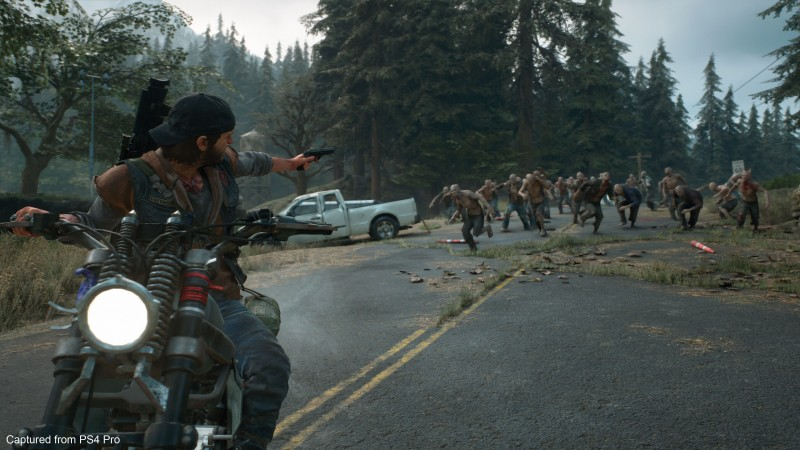 Days Gone's Story Trailer Brings Deacon St. John Into The Apocalypse