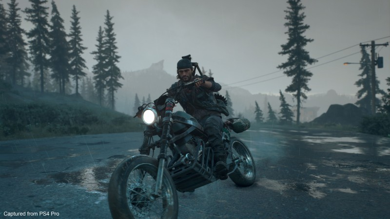 New Days Gone Trailer Explores The Dangers Of The Open World - Game
